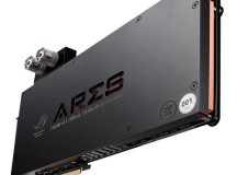 Ares III – новая видеокарта серии ASUS Republic of Gamers