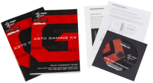 Asrock X370 Gaming k4_instruction