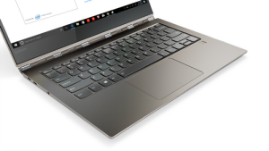 Simpler & safer online authentication on Lenovo Yoga 920